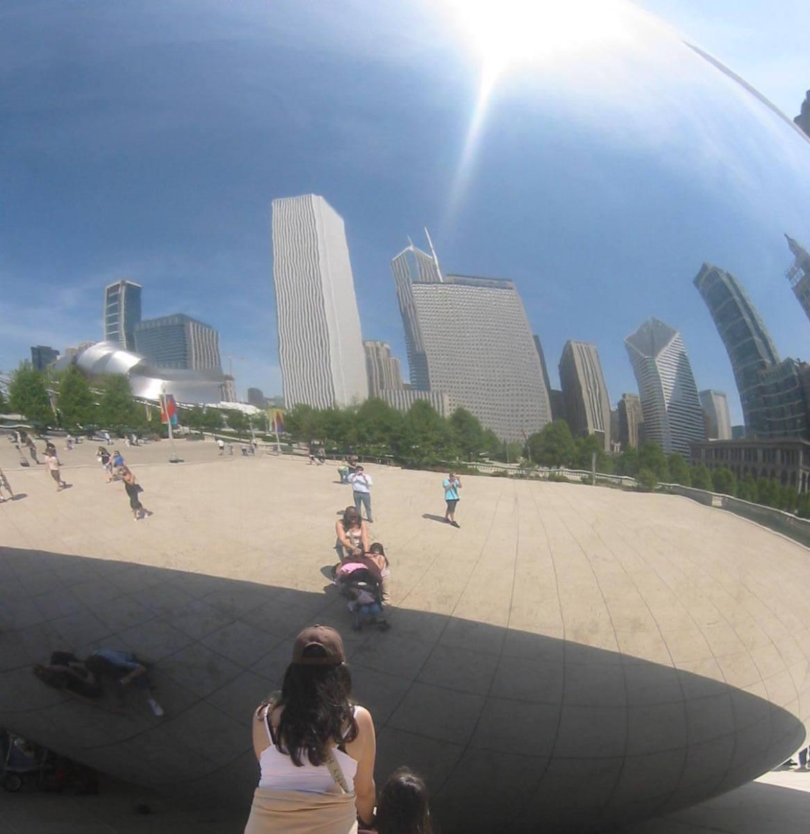 Chicago: fascinante con niños