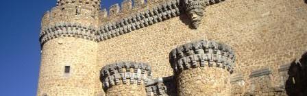 Castillos con niños