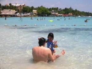 República Dominicana en familia