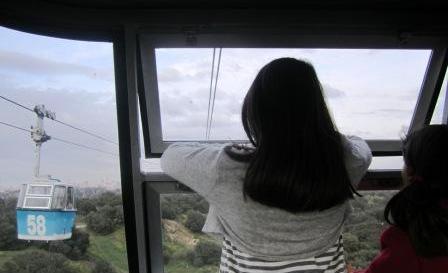 Viajar con niños Madrid