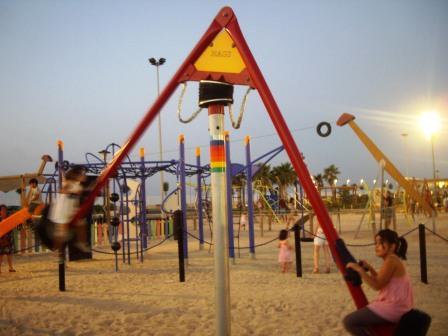 Parque Arenas Valencia