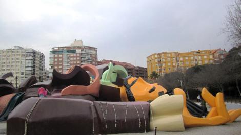 Parque Gulliver Valencia Niños Familias
