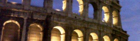 Roma con niños