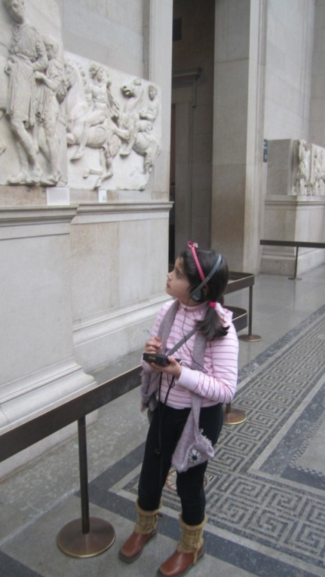 Museos Londres Familia
