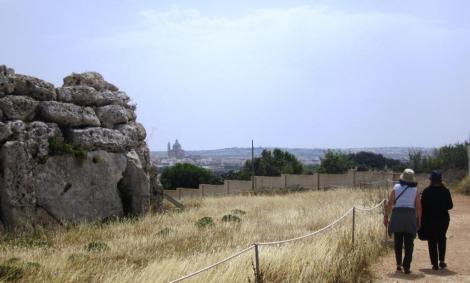 Templos Malta Viajar en Familia