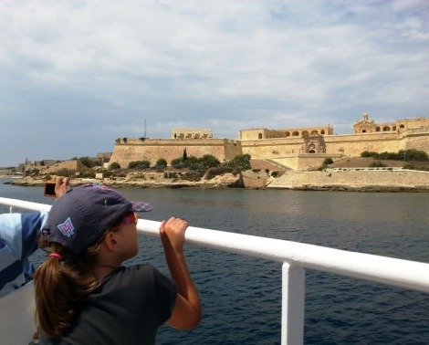 Malta de Cine. Fort Ricasoli