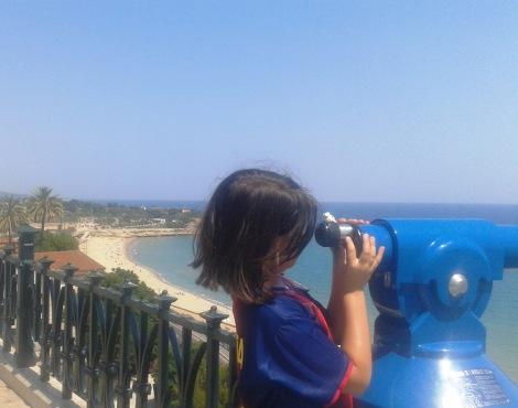 Tarragona viajar con niños