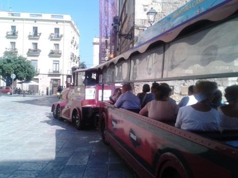 Tarragona trenecito niños Cuatroabordo
