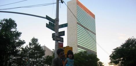 Naciones Unidas, un paseo por la Historia.