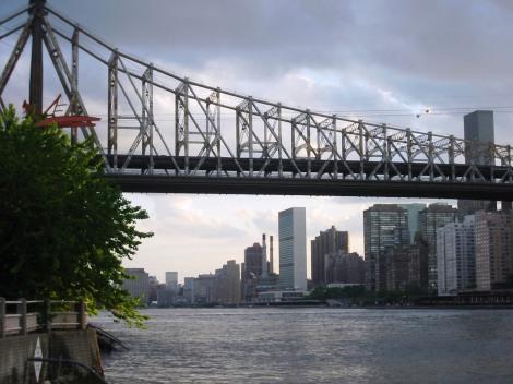 Inabarcable, interminable, única. Es La Ciudad. Nueva York