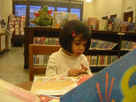Bibliotecas Manhatan Cuatro a bordo