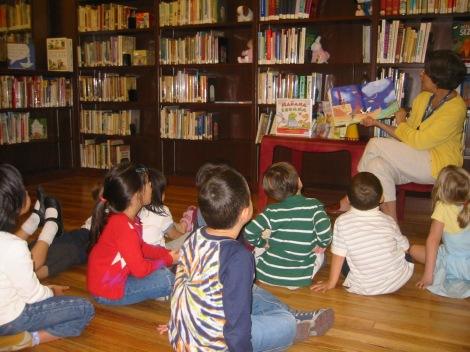 Bibliotecas Nueva York Marina Izquierdo