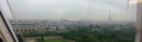 París con niños. Turismo familair Cuatro a bordo