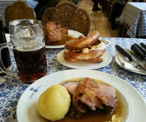 Múnich y su gastronomía, asignaturas pendientes que por fin saboreamos