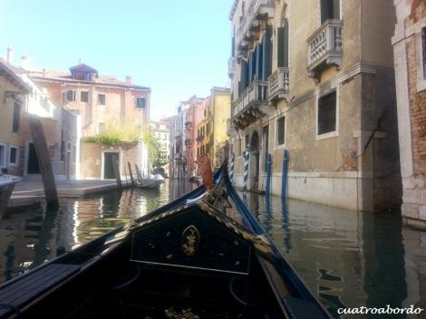 Venecia. Cuatroabordo.