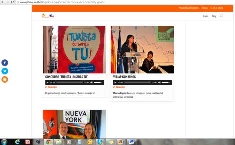 Radio Turismo Familiar Marina Izquierdo Cuatroabordo