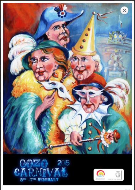 carnaval gozo