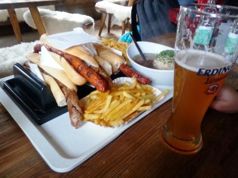gastronomía alemana