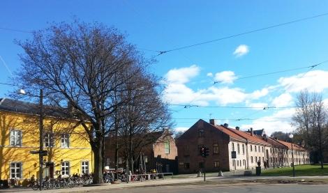 Noruega y el café