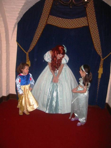 Charlando con Ariel
