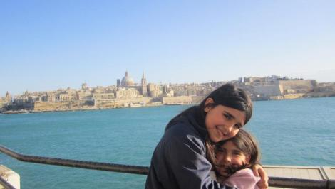 Valletta desde Sliema