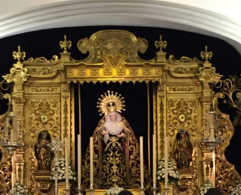 Vírgenes Sevilla