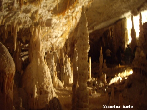 Cuevas con niños