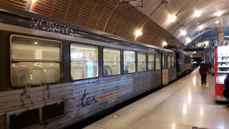 Tren niza monaco
