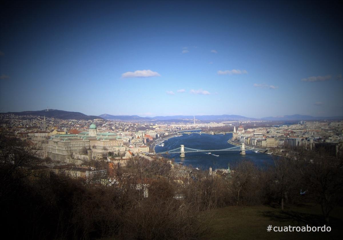 Budapest, elegante y mágica
