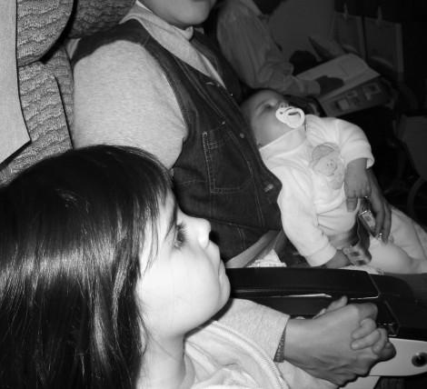 volar con bebés