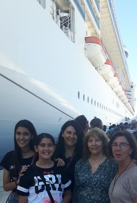 cruceros oferta familia