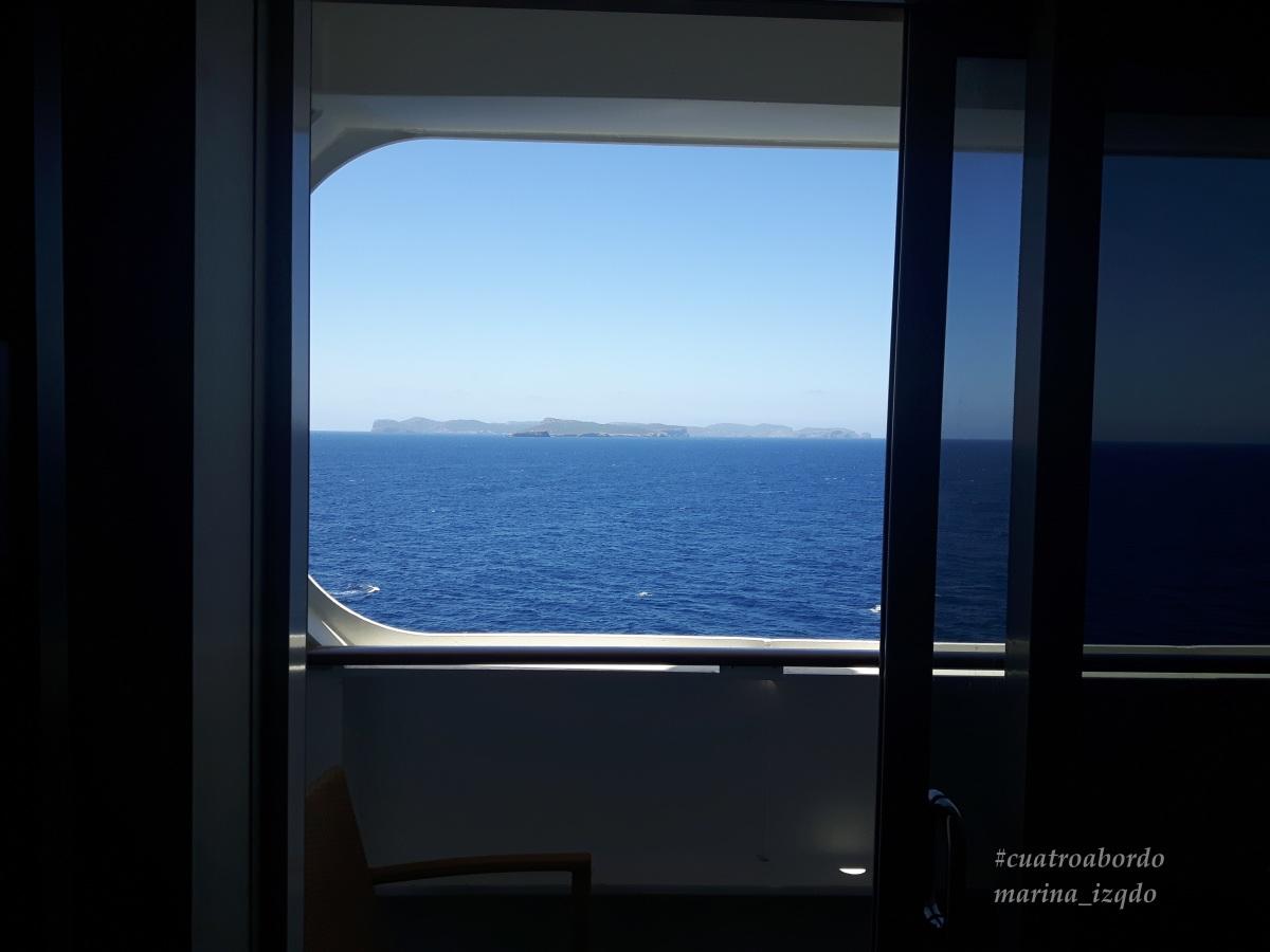 De crucero: días de cielo y mar