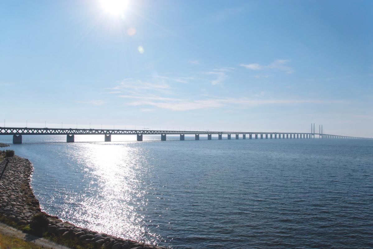 Aventura bajo el mar: el puente de Oresund