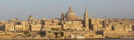 Malta 2018 Valeta capital cultural cuatroabordo